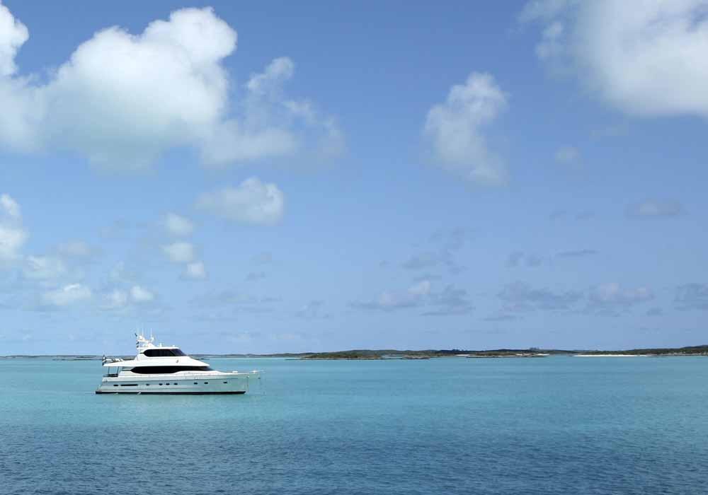 Exumas Yacht Charters - Bahamas - Private Luxury Exumas Charters