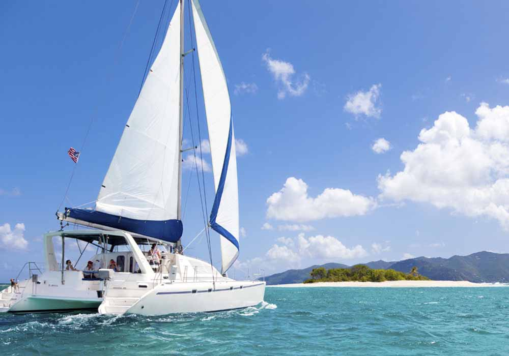 All inclusive yacht charter charters explained