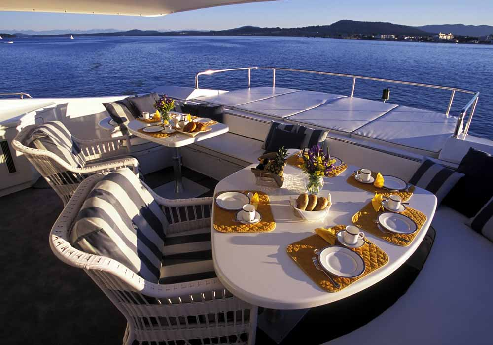 Yacht Charters - Crewed Private Charter yachts - Proven