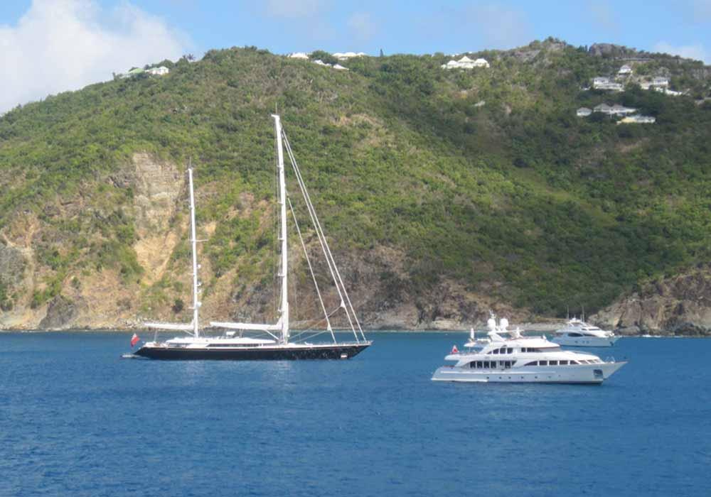 charter karibien