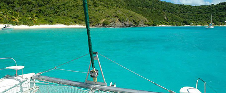 virgin islands catamaran yacht charter