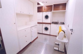 Professional Laundry Room