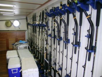 Tackle Room