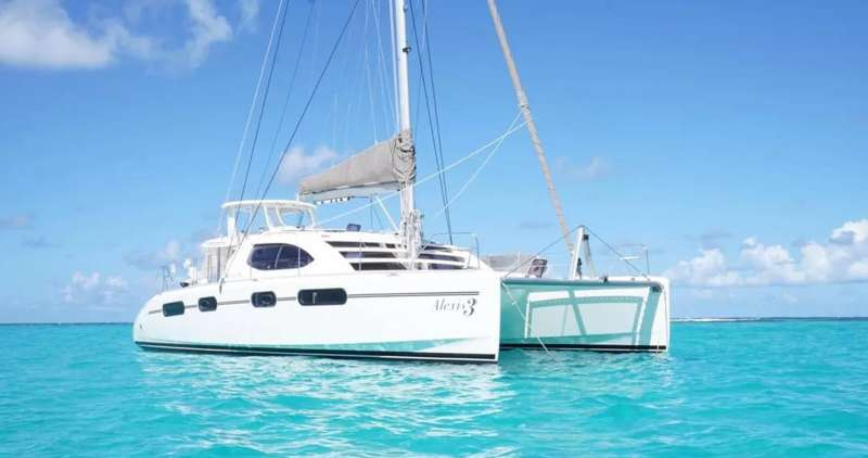 Alexis346 charter yacht