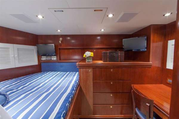 Main Deck Double Stateroom