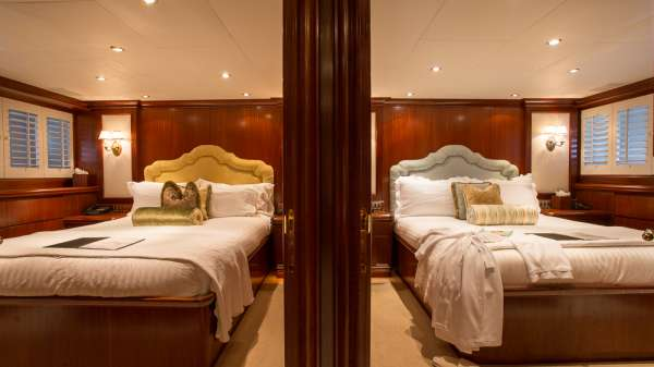 Queen Staterooms