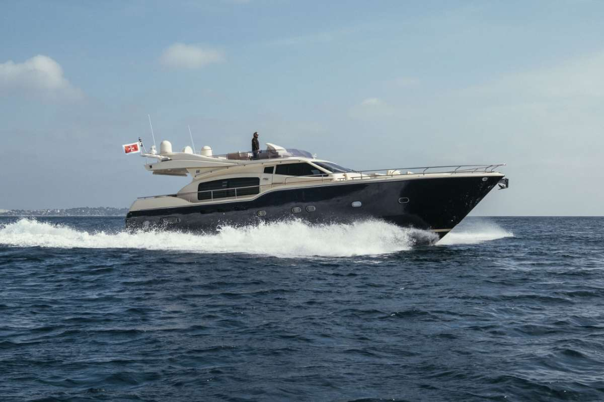toescape69 charter yacht