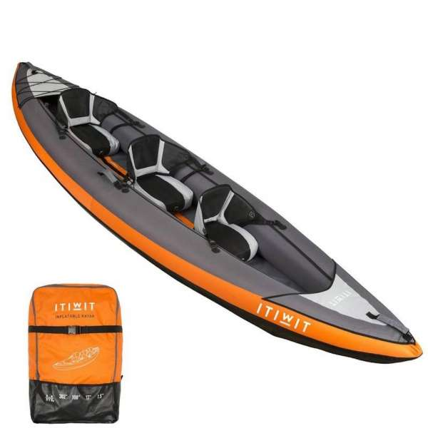 Inflatable Kayak_3 seats