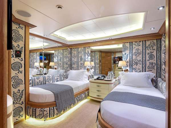 Twin Stateroom I