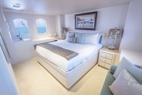 VIP On deck guest stateroom