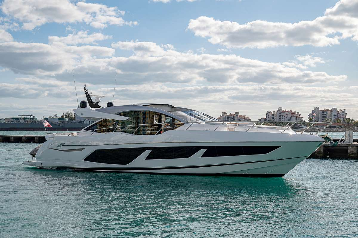 strategicdreams74 charter yacht