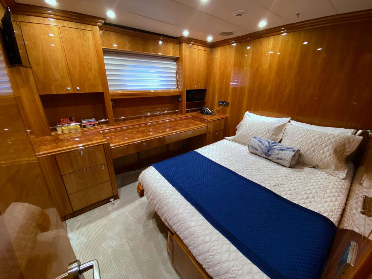 Single/convertible stateroom