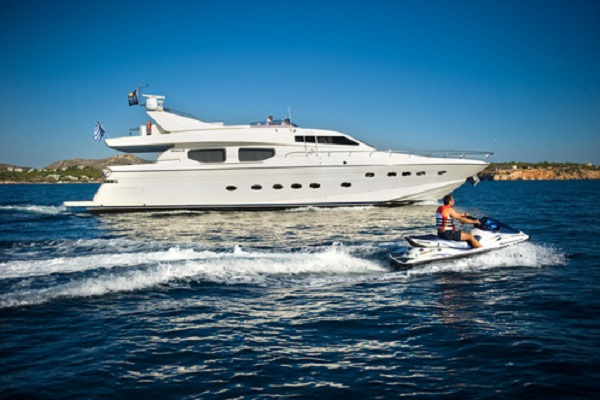 dilias80 charter yacht